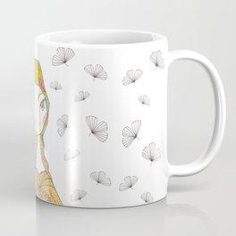 Floral Motherhood Coffee Mug