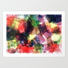 Full Spectrum Art Print