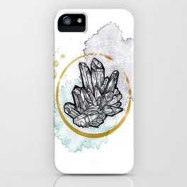 Crystal Love iPhone Case