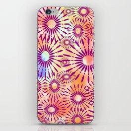 Candys Hippie Design 2 iPhone Skin