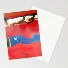 Weeping forest Stationery Cards