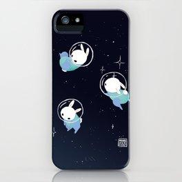 Space Bunnies iPhone Case