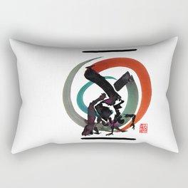 Capoeira 429 Rectangular Pillow