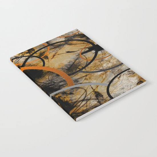 Rustic Hypnosis Notebook