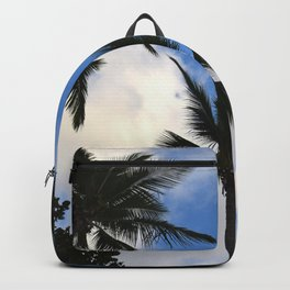 Photo 41 Palm Trees Backpack