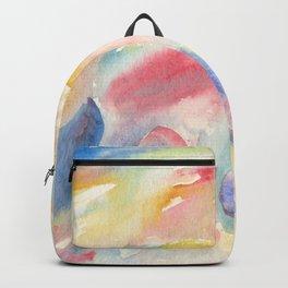 Abstract Horse II Backpack
