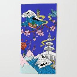 Dreamscape Beach Towel
