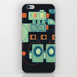Word Machine iPhone Skin