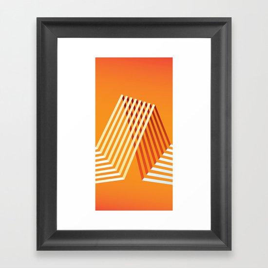 Jazz Festival 2009 (2 of 3) Framed Art Print
