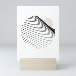 G Sunset - 211 Mini Art Print