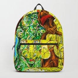 I FEEL PISSED ON Backpack