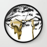 gucci Wall Clocks featuring Gucci by s0phism