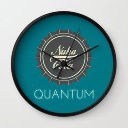 Nuka Cola Quantum Wall Clock