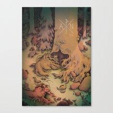 PAN ! Canvas Print
