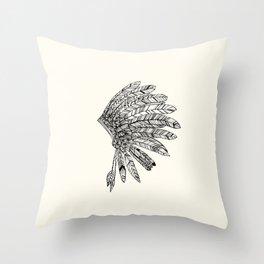 Indian Throw Pillow