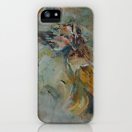 Dance like a flight iPhone Case