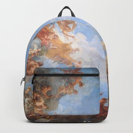 Fresco in the Palace of Versailles Backpack