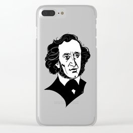Felix Mendelssohn Clear iPhone Case
