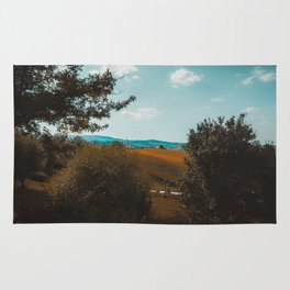 Tuscanian hills Rug