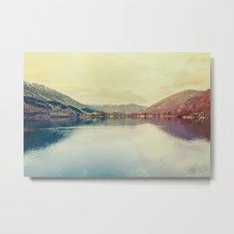 A beautiful lake Metal Print