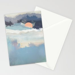 Mountain Dream Stationery Cards