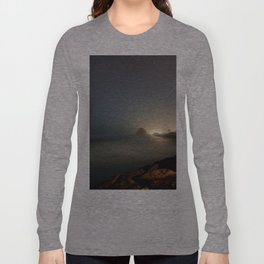 Neskowin Startrails Long Sleeve T-shirt