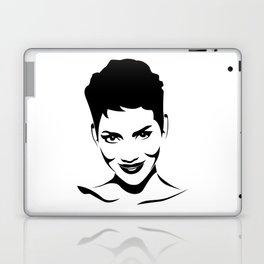 Halle Berry Laptop & iPad Skin