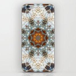 Sagrada Familia - Mandala Arch 1 iPhone Skin