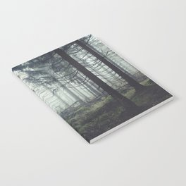 Through The Trees Notebook