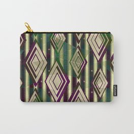 Abstract geometric pattern.3 Carry-All Pouch