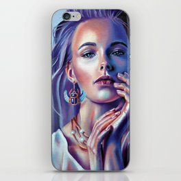 The mystery of Egypt iPhone Skin