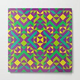 Quadrilaterals Metal Print