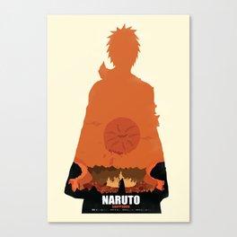Naruto Shippuden - Pain Canvas Print