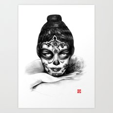 DEPARTURE LOUNGE no 4 Art Print