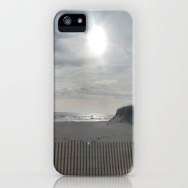 A Quiet Day In the Hamptons iPhone Case