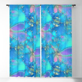The Fluttering Blackout Curtain