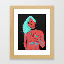 Juniper 1 Framed Art Print