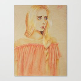 Bare Canvas Print