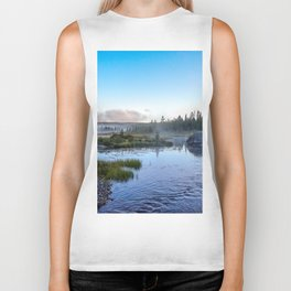 Opeongo by Teresa Thompson Biker Tank