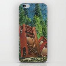 This season's colors. iPhone & iPod Skin