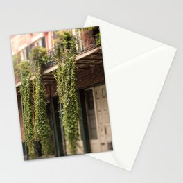 Down in the Quarter Stationery Cards