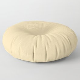 Sunlight - Pantone Fashion Color Trend Spring/Summer 2020 NYFW Floor Pillow