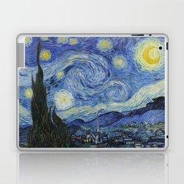 Van Gogh - Starry Night Laptop & iPad Skin