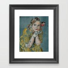 Grace (I) Framed Art Print