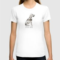 great dane T-shirts featuring Great Dane by 52 Dogs