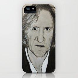 Gerard Depardieu iPhone Case