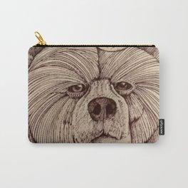 Cali Bear Carry-All Pouch