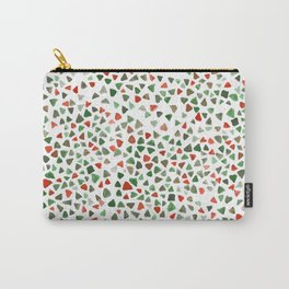 Christmas color palette Carry-All Pouch