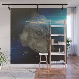 Wolf generation Wall Mural