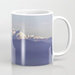 Snowy Italian Apennines mountains Coffee Mug